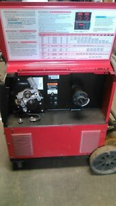 Lincoln 350mp Multi process Welding Machine For Parts Or Repair