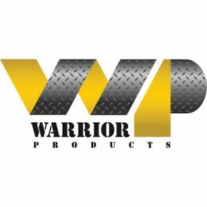 Warrior 4535 Front Winch Bumper W D Ring Mounts Brush Guard Fits 12 15 Tacoma