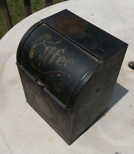 Antique General Store Counter Top Coffee Dispenser