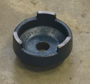 Ammco 9490 Hubless Adapter Centering Cone For Brake Lathe W 1 Arbor Bell Fmc 1