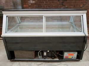 Hussman Gim 6 Two Sided Sliding Glass Door Merchandise Freezer Freight Options