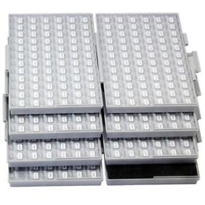Smd Smt 0603 1 E96 Resistor Kit 492 Valuesx100pc Rohs Filled In 4 Box all