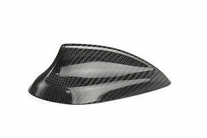 2012 Bmw F30 F31 Sport 3 Series Real Carbon Fiber Roof Shark Fin Antenna Cover