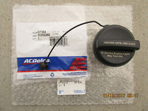 13 18 Chevy Spark Ls Lt Ltz Fuel Gas Tank Filler Cap With Tether Oem Brand New