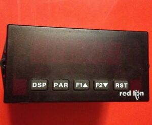 Red Lion Thermocouple Rtd Panel Meter Paxt free Shipping