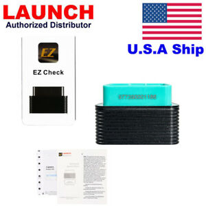 Usa Stock Launch Golo Ezcheck Obdii Eobd Scan Tool Based On Iphone Android