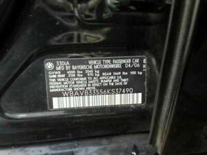 Engine 3 0l Sedan I Rwd Automatic Transmission Fits 06 Bmw 330i 452085