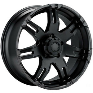 18x9 Black Ultra Gauntlet 238 5x5 12 Wheels Nitto Trail Grappler Lt285 65r18