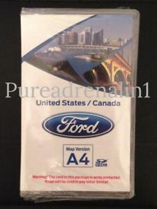 2011 2012 13 2014 Ford Edge Se Limited Sport Myford Navigation Sd Card A4 Canada