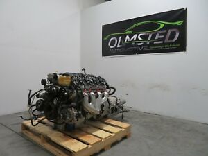 2006 Ls2 Engine And 4l65e Automatic Transmission Complete Pullout Tuned 112k