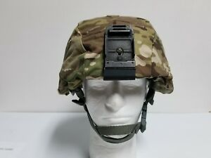 Mich ACH Helmet w Multicam Cover MSA Army Helmet Size Large