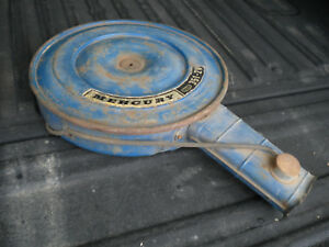 Mercury Ford 351 2v Air Cleaner Oem Good Condition