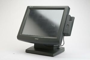 Posiflex Tp5700 5800 Series Pos Touch Terminal 15 W Sd 200 Credit Card Swipe