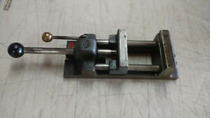 Vintage Heinrich 4 Grip master Quick Slide Drill Press Vise