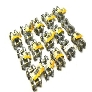 15 New Cm 3 8 Chain Link Grade 70 6600 Lbs Capacity Double Clevis 82380