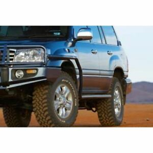 Arb 4x4 Accesories 4413260 Side Rail W Flares For Toyota Landcruiser 100 Series