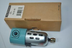 New Wilkerson Pneumatic Air Line Filter Assembly Model F16 03 f00