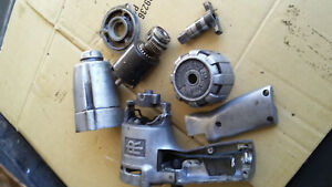 Vintage Ingersoll Rand 1 2 Heavy Duty Electric Impact Wrench Parts