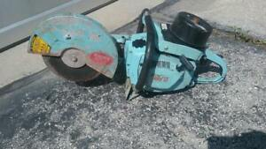 Target Gas Mix Cut Off Concrete Saw
