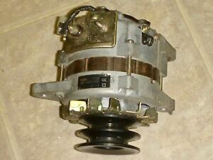 50a Alternator Isuzu Industrial Engines 6bb1 581200 241 0 021000 7610 Nos