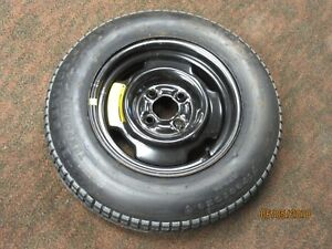 1979 1993 Ford Mustang Spare 5th Tire Donut Space Saver Full Size Gt Lx 4 Lug