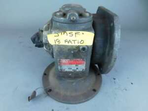Winsmith Speed Reducer 3msf B338 3a 12 2