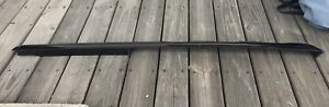 2003 Saturn Vue Rear Left Roof Trim Molding Black 22681739