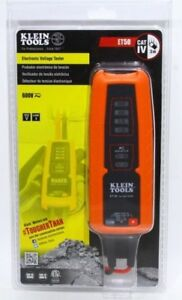 Klein Tools Et200 Ac dc Electronic Voltage Continuity Tester Led Display