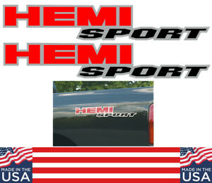Hemi Decal For Sale