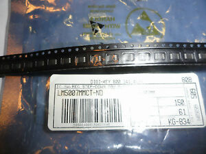 Texas Instruments Dc Dc Switching Regulators Single Output Lm5007mm