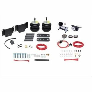 Firestone 2811 Ride rite Rear Analog All in one Kit For 07 18 Toyota Tundra