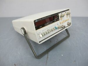 Hp 5315a Universal Counter S n 2032a05394