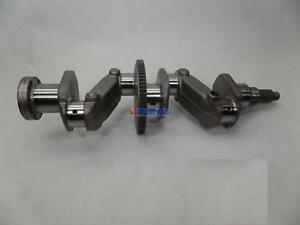 International 175 200 C175 Late Oem Crankshaft Remachined 10 10 Rods mains