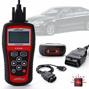 Jeep Cherokee Obd2 Professional Car Diagnostic Code Reader Scanner Tool Kw808