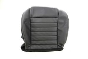 New Oem Ford Passenger Seat Bottom Cover Leather 6r3z 7663804 db Mustang 2005 09