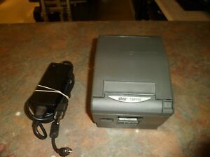 Star Micronics Tsp700 Pos Thermal Receipt Printer W Power Adapter