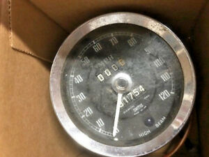 Smiths Speedometer Gauge For Mgb Gt Sn6144 00