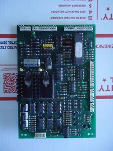 Automatic Products Snack Vending Machine Cs12 Control Board for Parts Only Ap