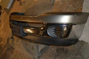 02 03 04 05 Dodge Ram Sport Front Bumper Oem Gold Chrome