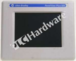Allen bradley 2711p t6c5d8 Series A Panelview Plus 6 600 6 in Color Touch Rs232