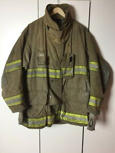 Globe Firefighter Suits Gx Extreme Jacket Coat Bunker Fire Turnout 54 1 X 35