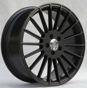 20 Wheels For Mercedes Cl550 Cl600 Cl63 Cl65 staggered 20x8 5 9 5