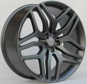 22 Wheels For Land Range Rover Se Hse Supercharged 22x9 5