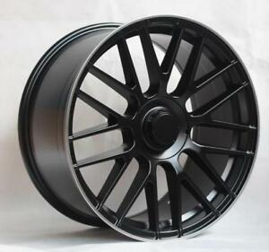 19 Wheel Tire Package For Mercedes E350 E400 Coupe Cabriolet Staggered