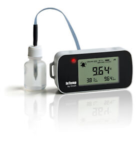 Intemp Cx402 t2m Bluetooth Vaccine Temperature Data Logger With External Probe