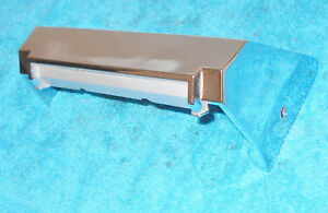 1966 Mustang Fastback Coupe Gt Convertible Orig A C Console Front Trim Cap Bezel
