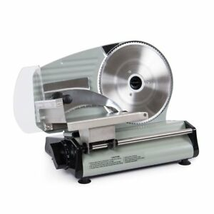 Electric Meat Slicer Blade Home Deli Food Commercial Premium Kitchen 8 7 New