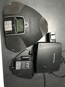 Conference Phone Konftel 300w Wireless With Charging Cradle Cord 120v Clean