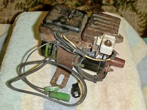 Vintage Toyota Corolla Ignition Coil Igniter 1980