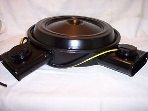 Corvette 1978 1979 Dual Snorkel Air Cleaner W Heat Stove Elbow Gm 8996220